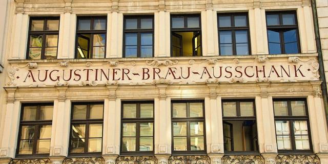Augustiner Bräu, Augustiner Bräu München, älteste Bräuerei, Bräu, Brau, Biergarten Stuttgart